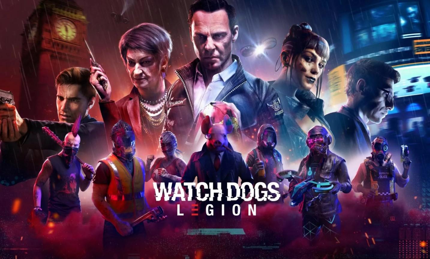 Novedades de la semana: Watch Dogs Legion llega a PS4, Xbox y PC para que podamos jugar con cualquier NPC