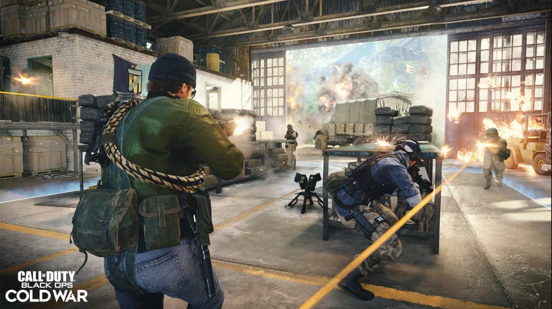 Un jugador sube de nivel en Call of Duty Black Ops: Cold War sin matar a nadie