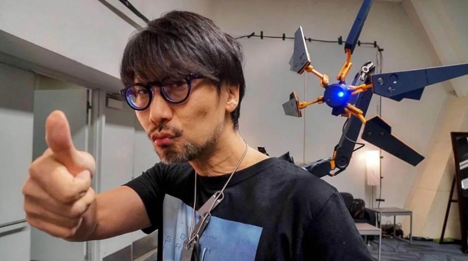 Hideo Kojima confirmó que ya trabaja en un nuevo videojuego