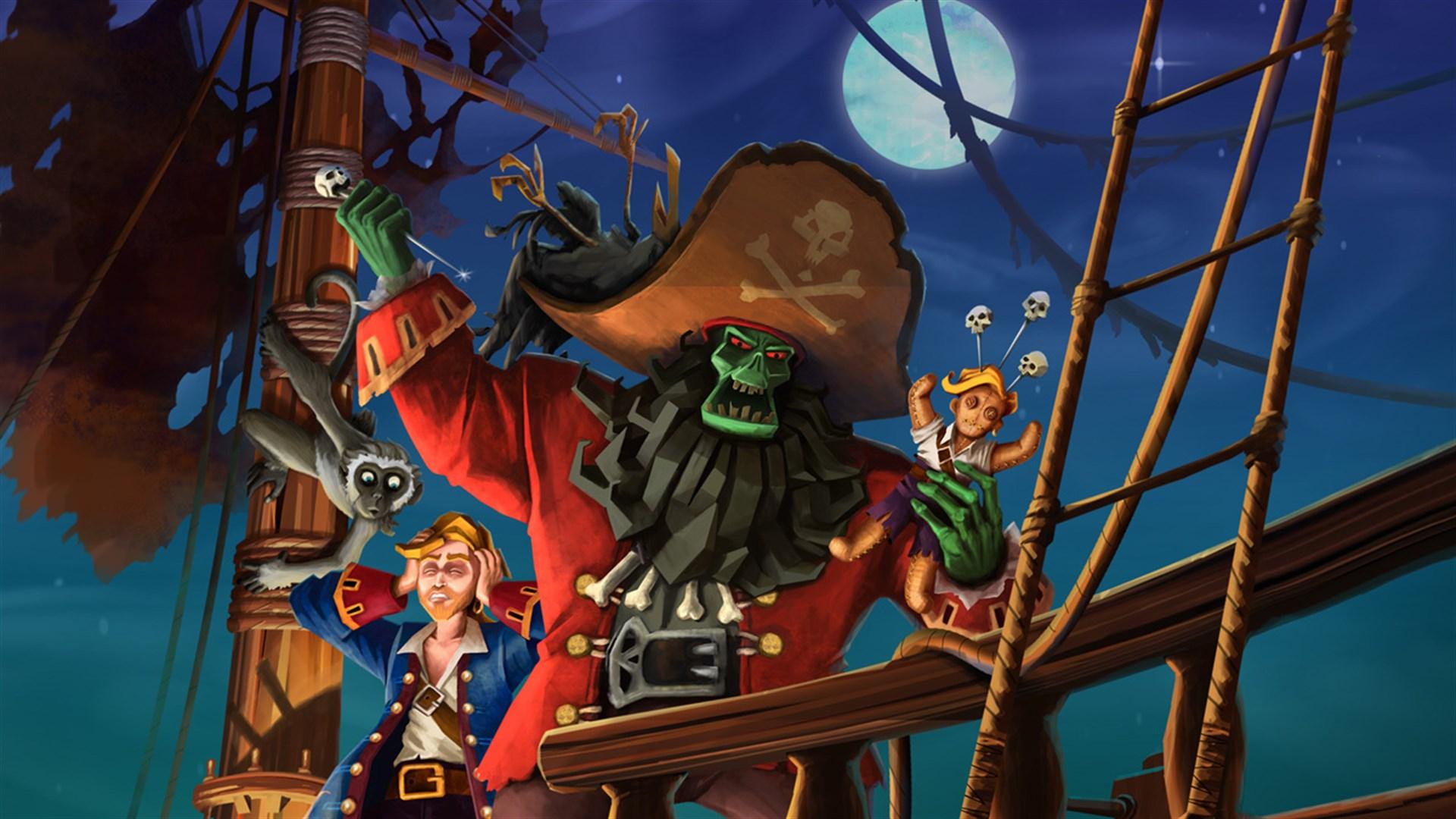 The Secret of Monkey Island cumplió 30 años
