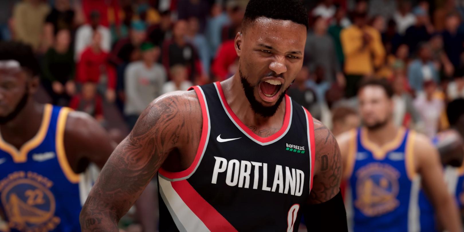 NBA 2K21 se deja ver en un impresionante trailer para su versión en PlayStation 5