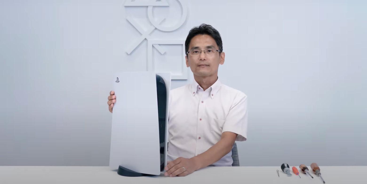"""El """"teardown"""" de PS5: Sony desarmó la nueva consola y mostró cómo es por dentro"""