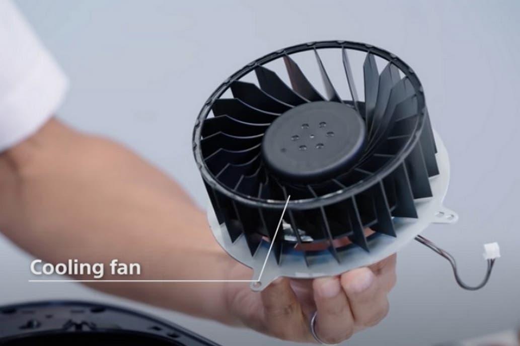 PlayStation 5: Sony explicó  el funcionamiento del polémico ventilador