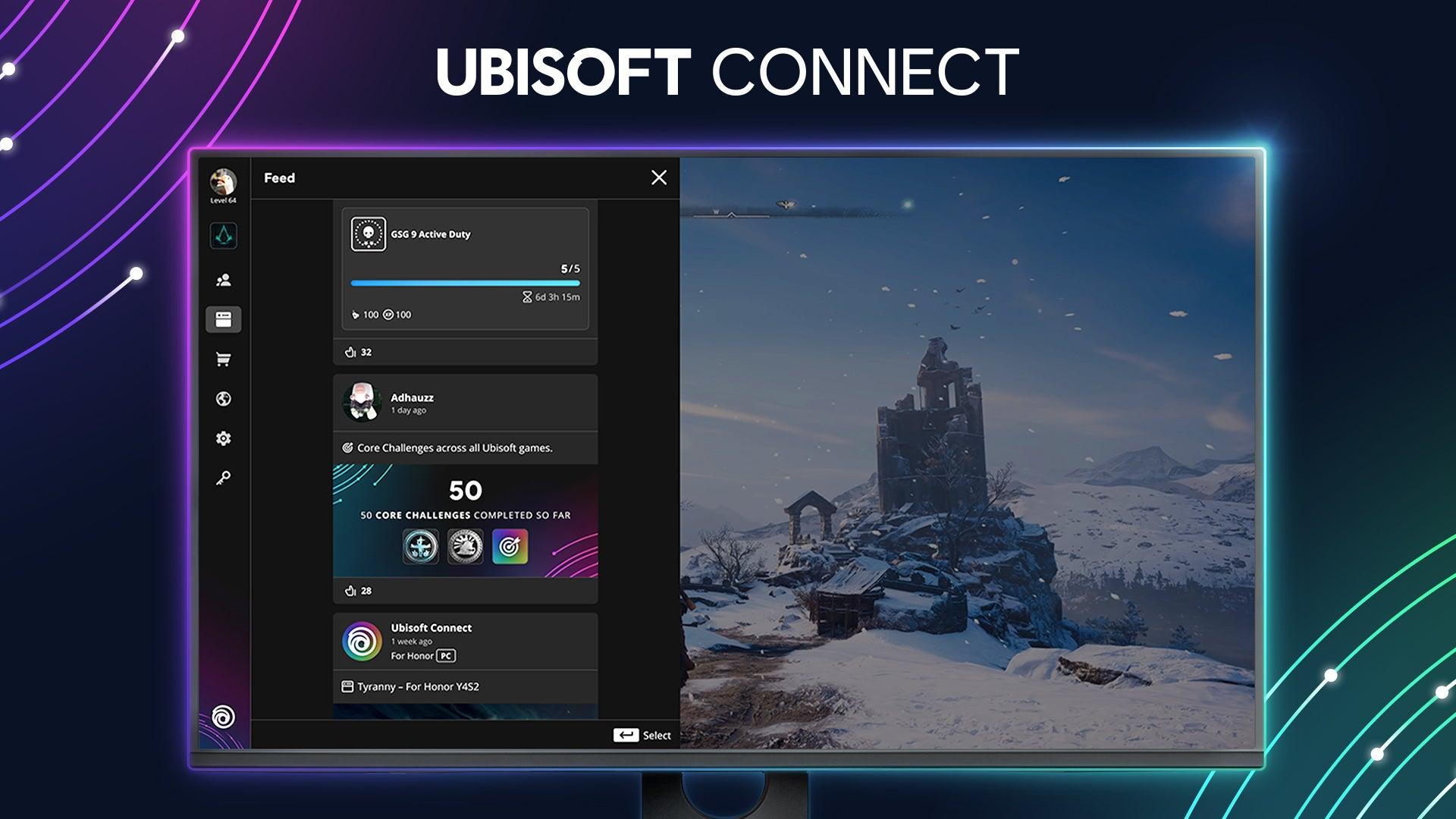 Cómo es Ubisoft Connect: la nueva plataforma que llegará junto a Watch Dogs Legion