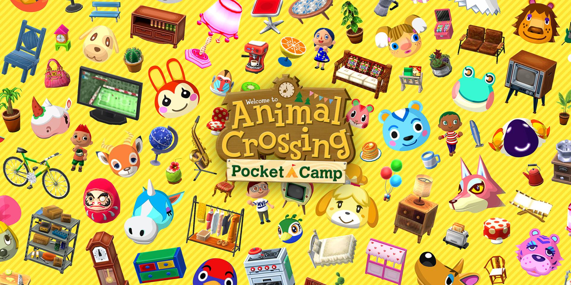 Animal Crossing: Pocket Camp añadió realidad aumentada en su última actualización