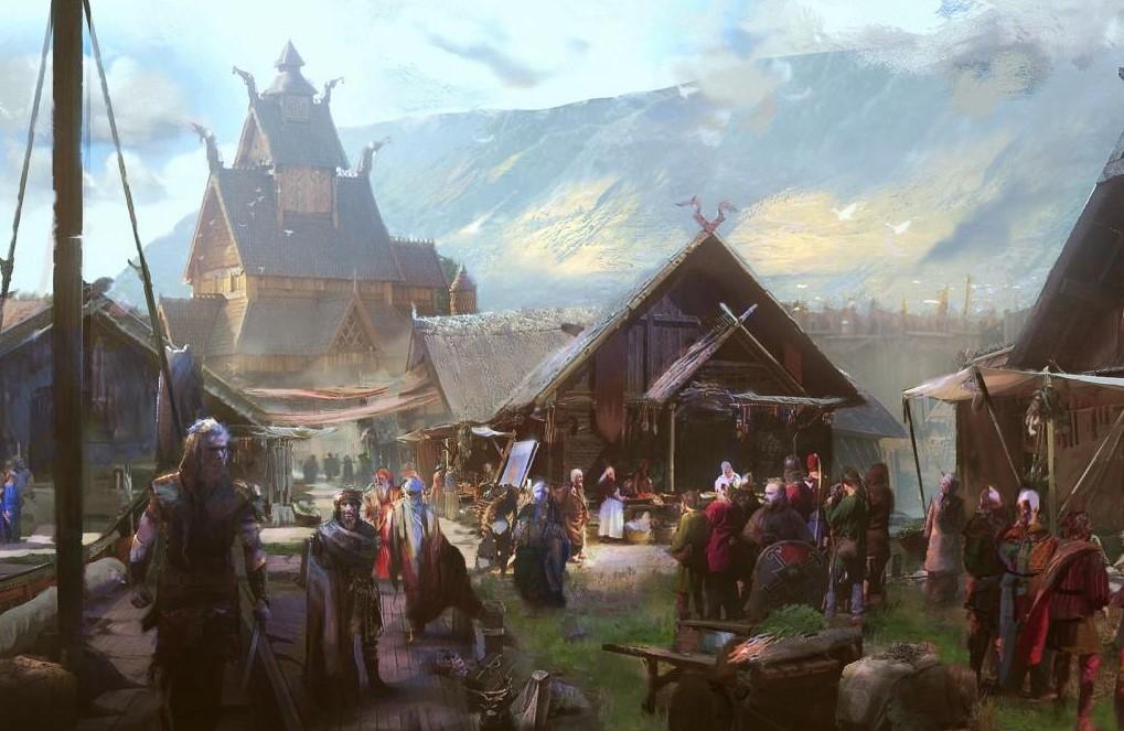 Dan a conocer el mapa de Assassin's Creed Valhalla: es el más grande de toda la saga
