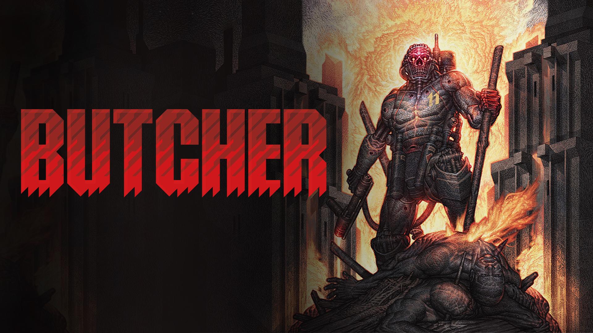Butcher se podrá descargar de forma gratuita durante 48 horas
