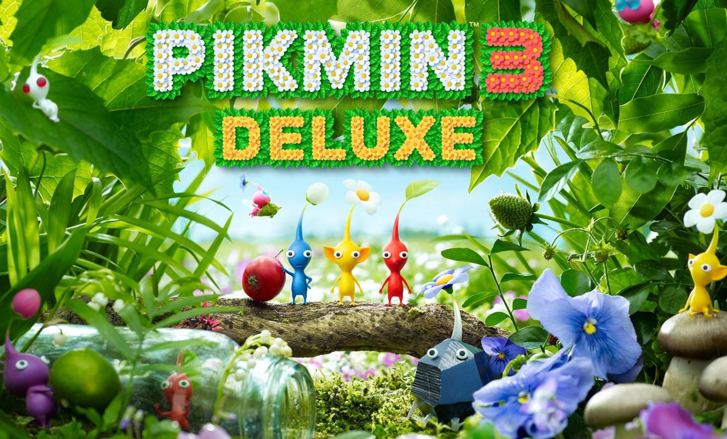 Todo lo que toca Switch es oro: Pikmin 3 derrotó esta semana a Animal Crossing en la lista de juegos más vendidos