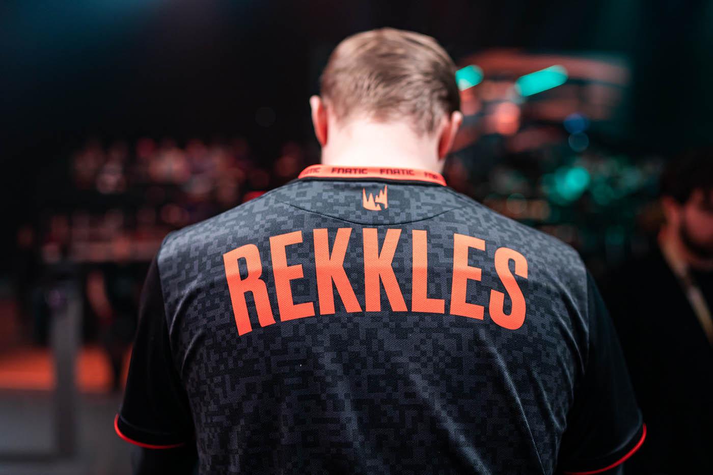 Rekkles fichó por G2, el eterno rival de Fnatic