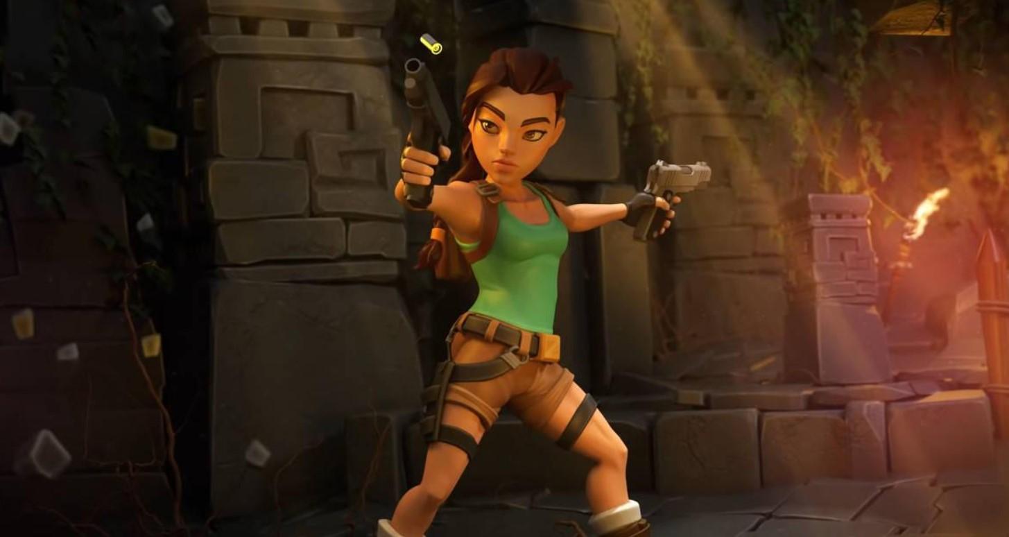 Lara Croft llegará a los celulares en Tomb Raider Reloaded