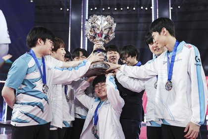 Worlds 2020: DAMWON Gaming llevó a Corea del Sur a la cima del League of Legends