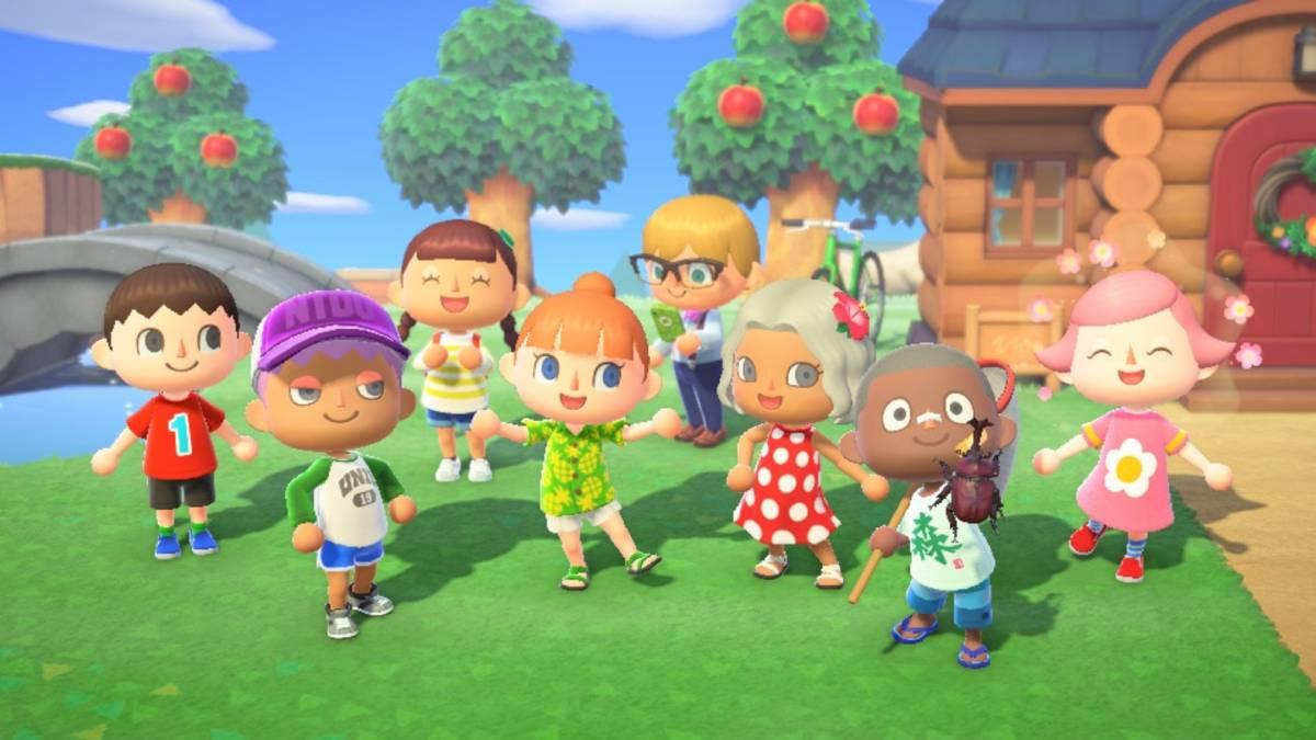 Animal Crossing: New Horizons añade nuevos peinados, decoraciones y eventos especiales