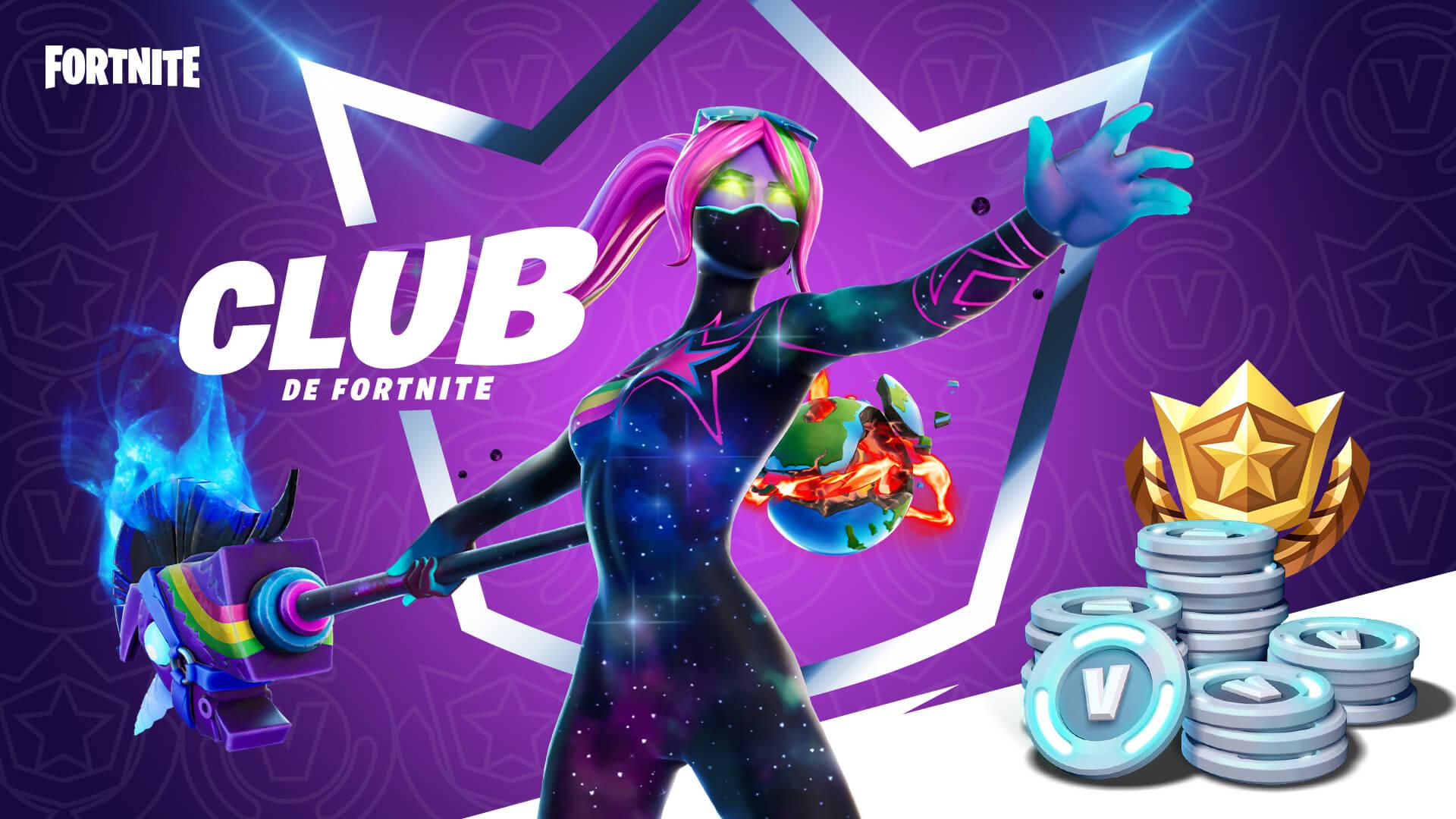 Lanzan Club Fortnite: el nuevo servicio por suscripción del battle royale