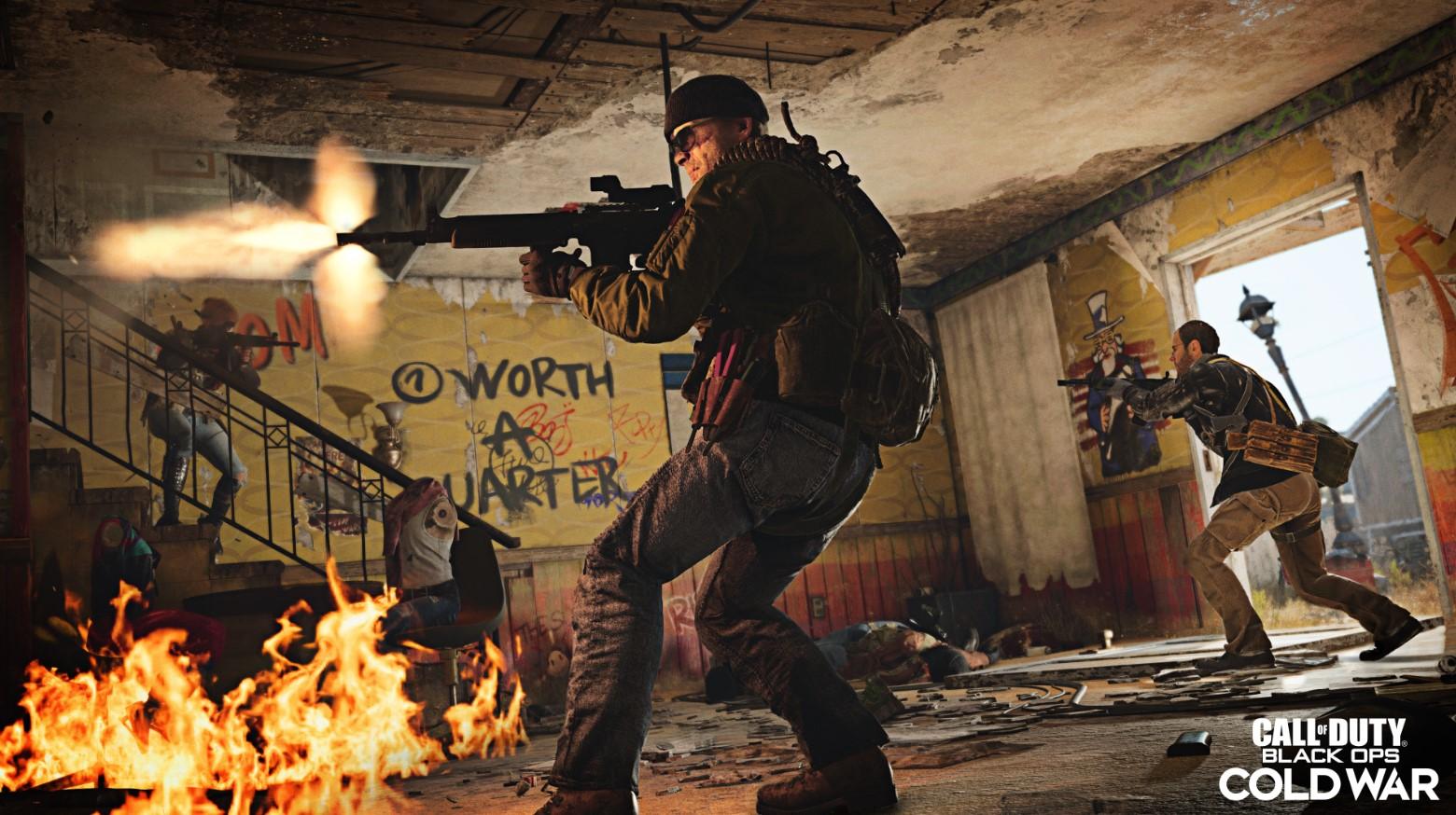 Call of Duty: Black Ops Cold War presentó el tráiler del nuevo mapa Nuketown '84