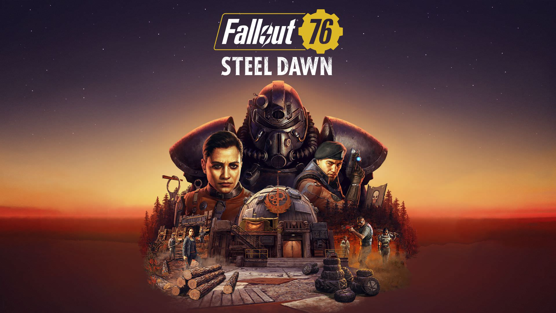 Fallout 76 recibe una nueva actualización: Steel Dawn