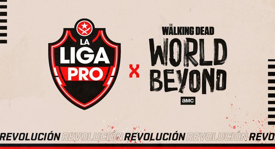 Se definen las semifinales de La Liga Pro The Walking Dead: World Beyond