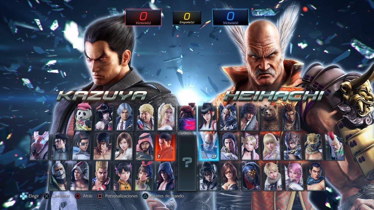 Bandai Namco confirmó cuando arrancará la cuarta temporada de Tekken 7