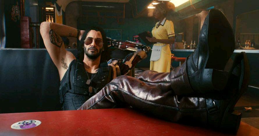 """Cyberpunk 2077: Jhonny Silverhand te manda """"a dormir"""" si querés jugar antes del lanzamiento"""