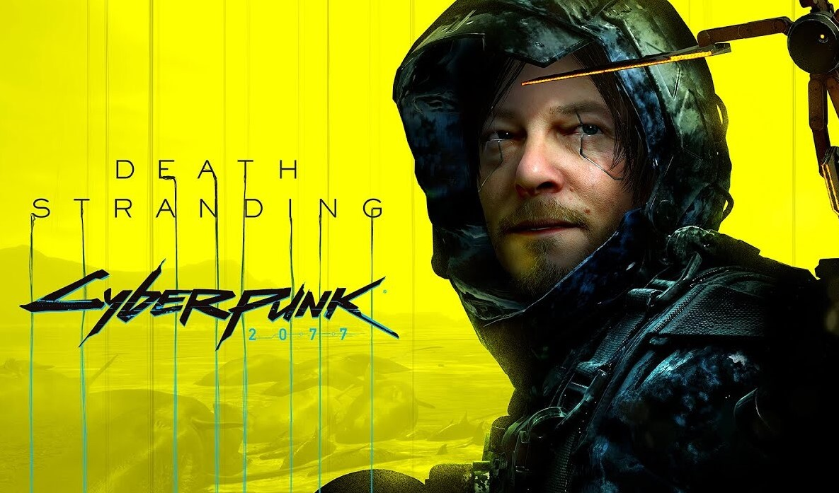 Death Stranding recibe contenido de Cyberpunk 2077 en PC