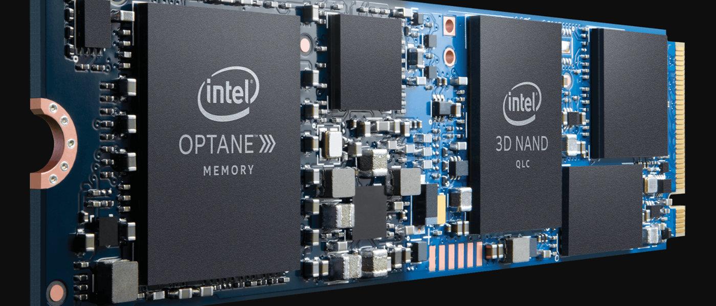 Intel anunció su nueva familia de SSD, memorias Optane y procesadores Xeon