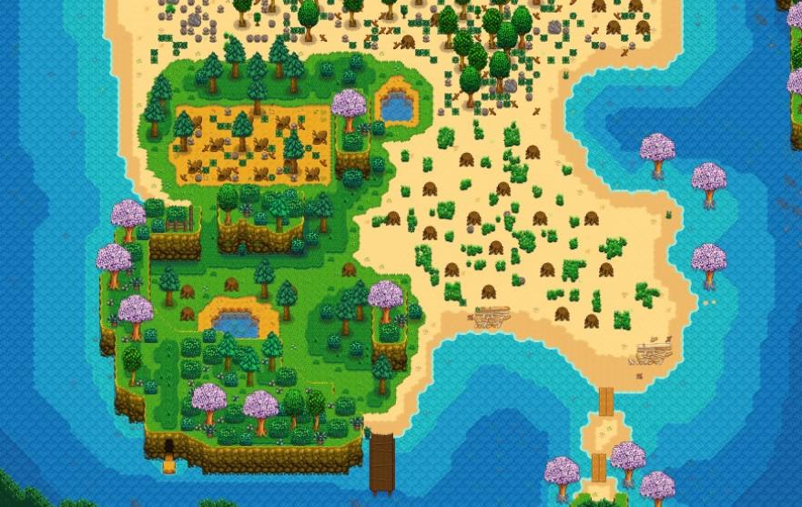 Stardew Valley ya tiene disponible gratis en PC su mayor actualización hasta el momento: nueva región y pantalla dividida