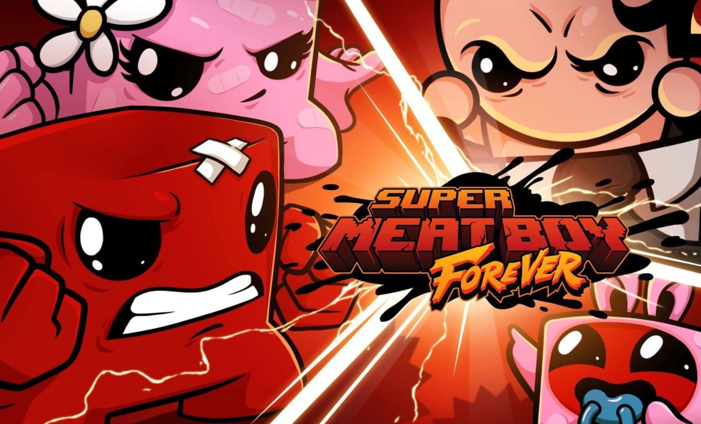 Super Meat Boy Forever estará disponible en Switch desde el 23 de diciembre como exclusivo temporal de Nintendo