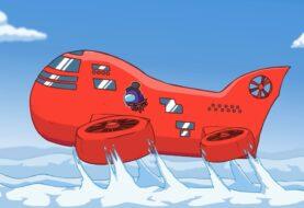 Among Us reveló The Airship, el nuevo mapa que llegará en 2021