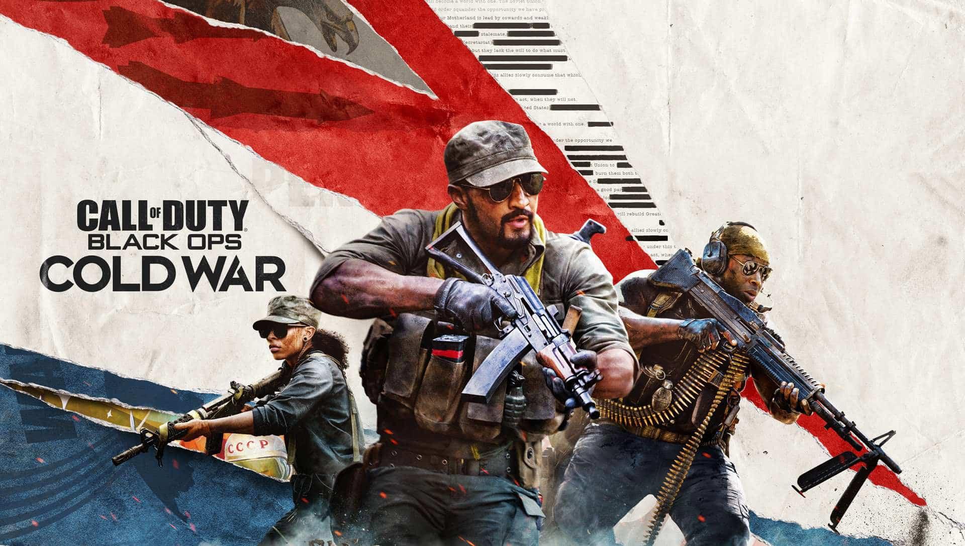 Call of Duty: Black Ops Cold War lanzó el tráiler de la Temporada 1