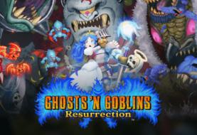 Capcom publicó el primer tráiler de Ghost 'n Goblins Resurrection