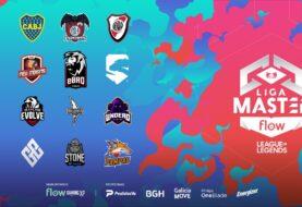 Liga Master Flow confirmó fecha y equipos que iniciarán la temporada 2021