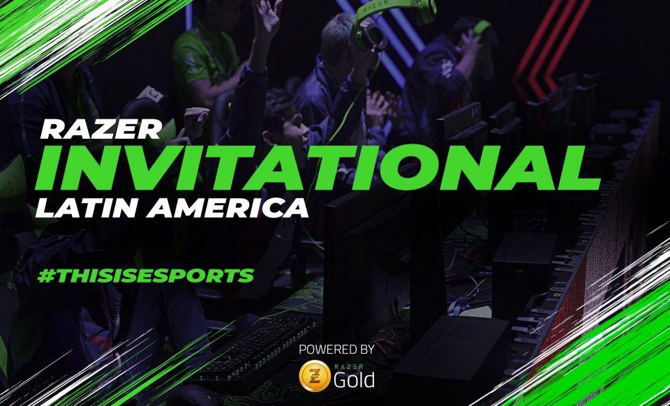 Razer celebró la primera edición del  Razer Invitational – América Latina: todos los campeones