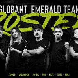 Globant Emerald debutó con victoria e hizo historia en la Liga Master Flow