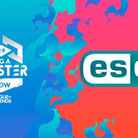 LVP presentó a ESET como uno de sus sponsors para la Liga Master Flow 2021