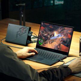 ROG Flow X13: cómo es lo nuevo de Asus en laptops para los gamers