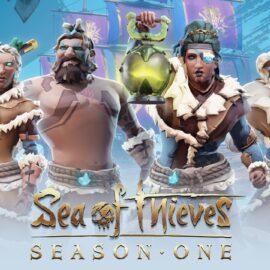 Sea of Theves alcanza los 120fps con la última actualización para Xbox Series X/S