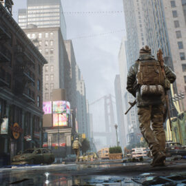 The Day Before, el nuevo multijugador en mundo abierto, presentó el primero de los gameplays
