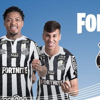 Fortnite juega la final de la Copa Libertadores y tiene a Santos de candidato