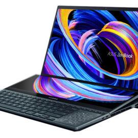 CES 2021: Asus presentó las nuevas ZenBook Pro Duo