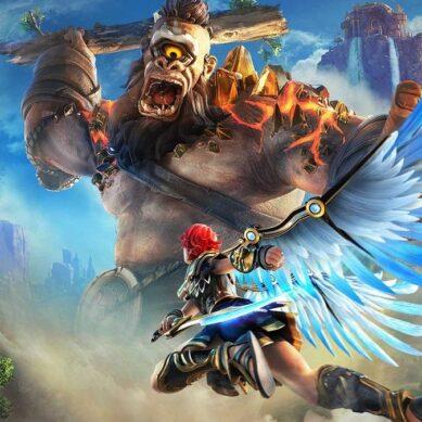 Immortals Fenyx Rising presentó el primero de sus DLC: Un nuevo Dios