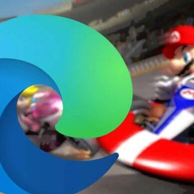 Microsoft tuvo que eliminar extensiones de Edge: tenían versiones pirata de Mario, Sonic y Minecraft