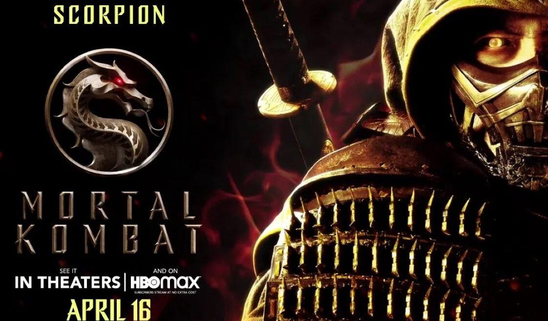 El tráiler de la película de Mortal Kombat se ve brutal