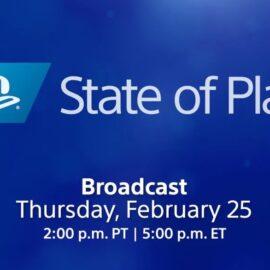 [FINALIZADO] Seguí el State of Play de Sony para conocer las novedades de PS4 y PS5