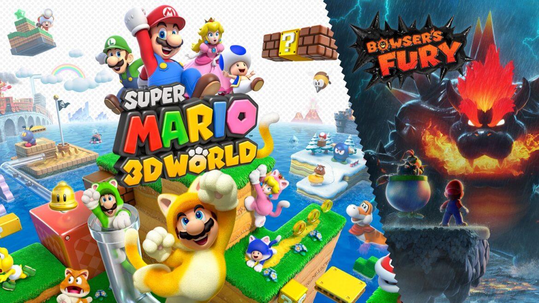 Super Mario 3D World triplicó las ventas en su lanzamiento en Reino Unido