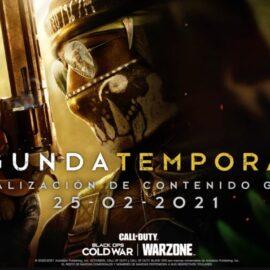 Call of Duty: Black Ops Cold War y Warzone revelaron el nuevo trailer cinemático de la Temporada 2