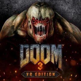 Anuncian Doom 3 para Playstation VR