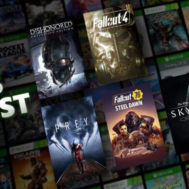 Bethesda anunció los juegos disponibles a 60 fps en Xbox Series X/S