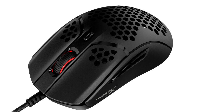 Pulsefire Haste: el mouse ultraliviano de HyperX diseñado para gamers llegó a la Argentina