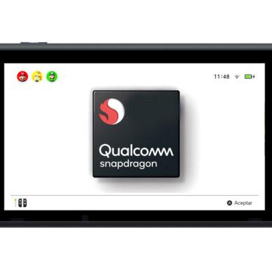 Nintendo Switch tendría un competidor más: Qualcomm trabaja en su consola portátil