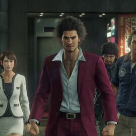 Novedades de la semana: Yakuza recibe su actualización para PS5