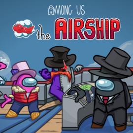 The Airship, el mapa más grande de Among Us, llegará el 31 de marzo